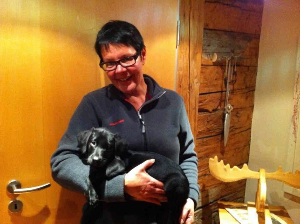 26.01. – 05.02.2015: Naomi auf der Jagd & Hund Dortmund