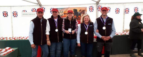 Chatsworth House – 2. Platz für das Deutsche Team mit Crossers Ace und Ralf Janik!!!